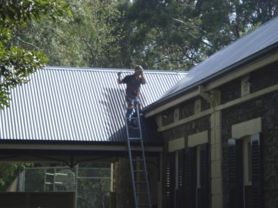 Bankstown Roof project from Sydney Wide Roofing Company_